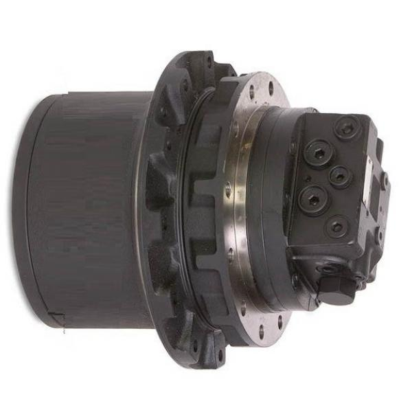 Komatsu 208-27-00243 Hydraulic Final Drive Motor #3 image