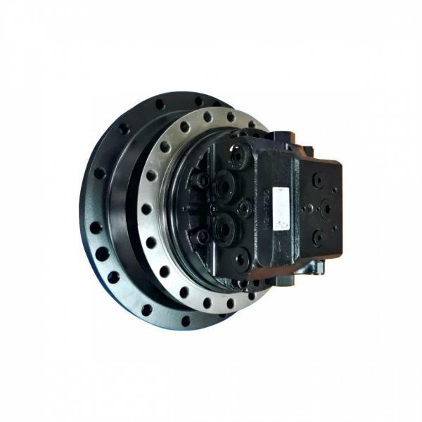 Komatsu 207-27-00371 Hydraulic Final Drive Motor #2 image