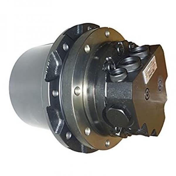 Komatsu PC130-8 Hydraulic Final Drive Motor #3 image