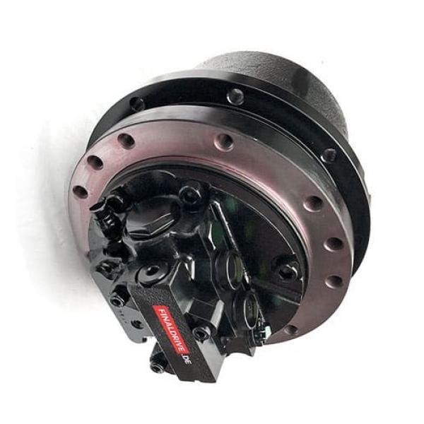 Komatsu PC130-5K Hydraulic Final Drive Motor #3 image