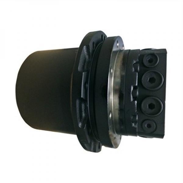 Komatsu 207-27-00371 Hydraulic Final Drive Motor #1 image