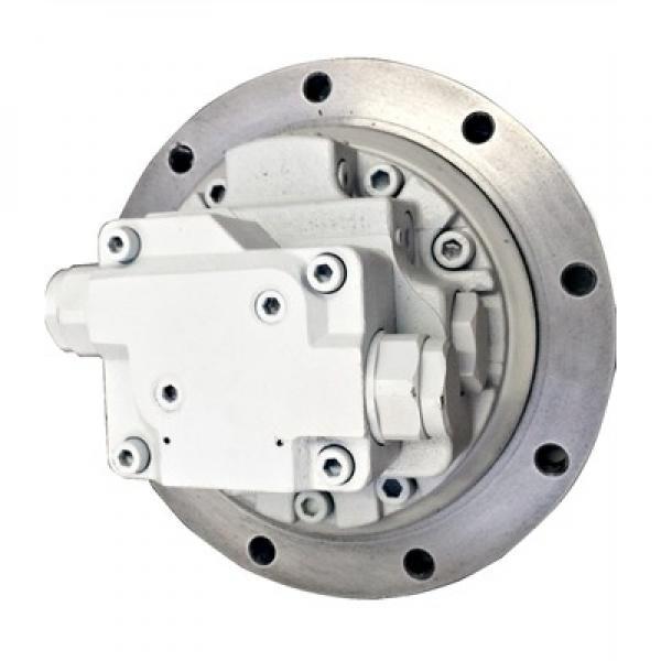 Komatsu PC130-8 Hydraulic Final Drive Motor #2 image