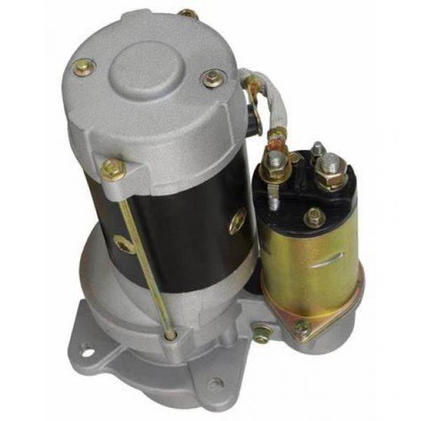 Massey-Ferguson 71359866 Reman Hydraulic Final Drive Motor #3 image