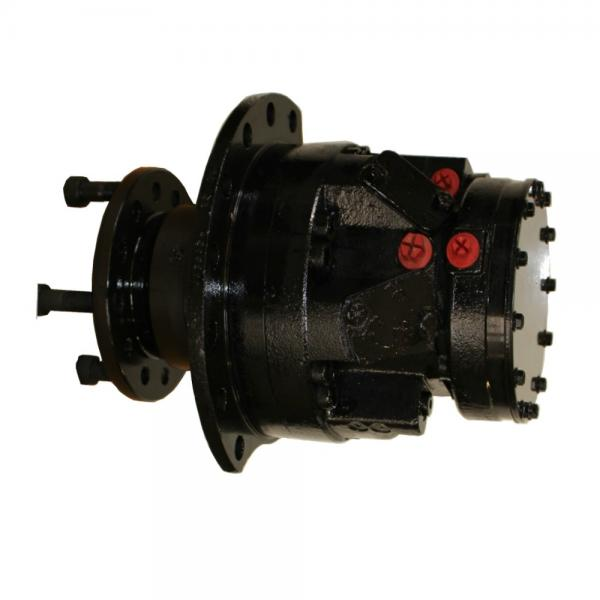 Thomas T75S Aftermarket Hydraulic Final Drive Motor #2 image