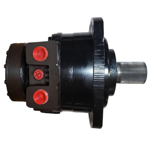 IHI 55NZ Aftermarket Hydraulic Final Drive Motor #3 image
