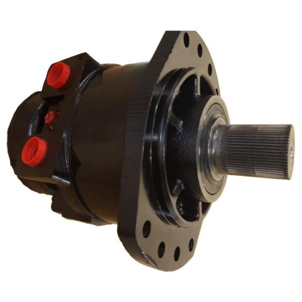 IHI 55NZ Aftermarket Hydraulic Final Drive Motor #2 image