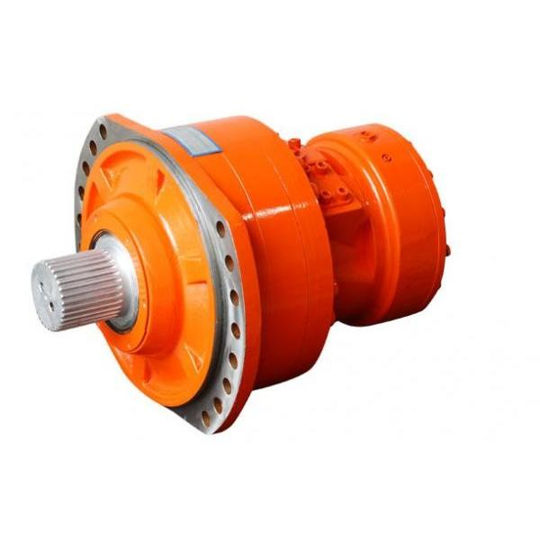 Bomag BW151 Reman Hydraulic Final Drive Motor #3 image
